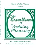 Excellence in Wedding Planning, Doris Miller Nixon, 1425958966