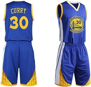 FRYP # 30 Stephen Curry - Camiseta de Baloncesto XS-XXL: Amazon.es ...