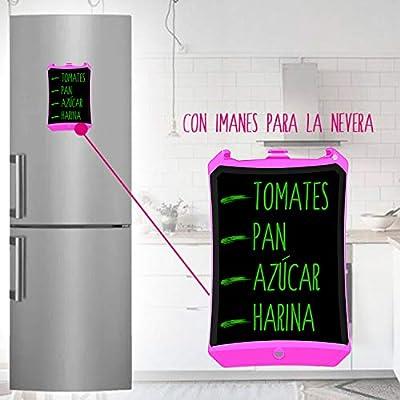 Woxter Smart Pad 90 Pink - Pizarra electrónica, Tableta de ...