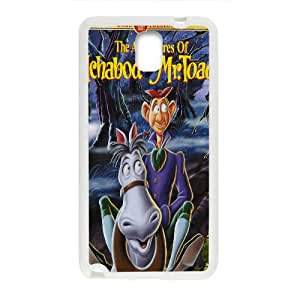 KKDTT The Adventures of Ichabod and Mr.Toad Case Cover For samsung galaxy Note3 Case