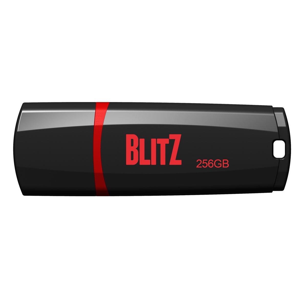 Patriot Blitz 256Gb Usb 3.1, Gen.1 Flash Drive (Black)