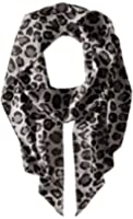 Marc by Marc Jacobs Women's Painted Leopard Skinny Scarf