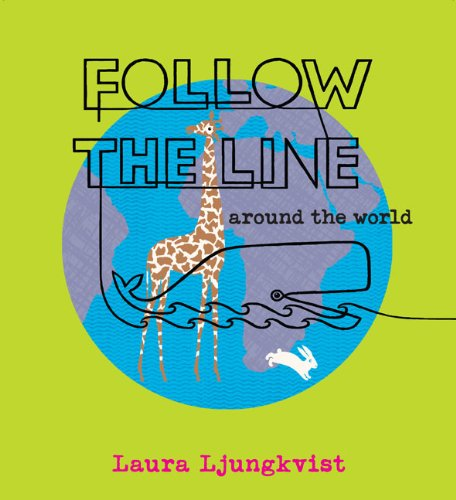Follow the Line Around the World