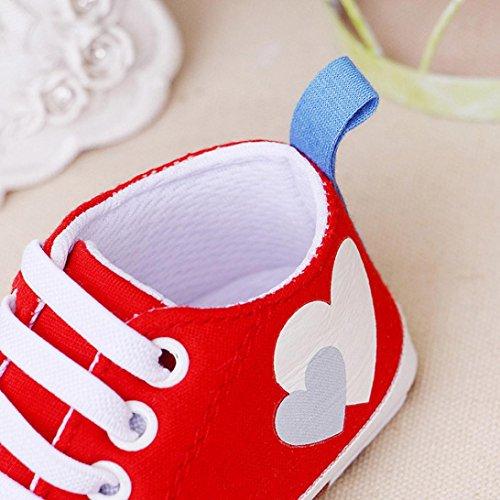 MuSheng Kinder Wanderschuhe Schwarz Atmungsaktive Sport Schuhe Kinder Outdoor Laufschuhe für Jungen Rot