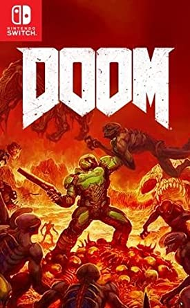 Doom - Nintendo Switch [Importación inglesa]: Amazon.es ...
