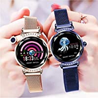 TYGJ H2 Smart Watch Waterproof Women Ladies Fashion ...