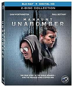 Manhunt: Unabomber [Blu-ray]