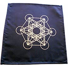 earthegy Crystal Grid Cloth Sacred Geometry Metatrons Cube