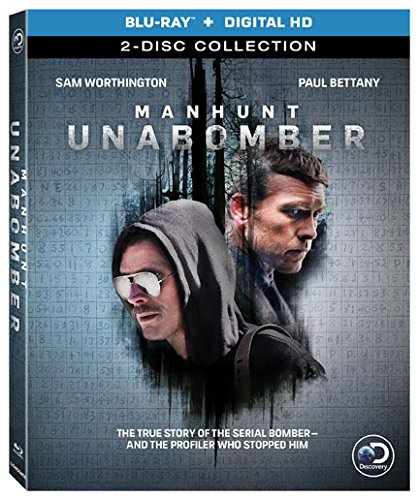 Blu-ray : Manhunt: Unabomber (2 Pack, Widescreen, Dolby, AC-3, 2 Disc)