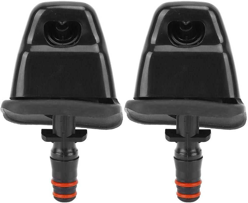Stronerliou Left//Right Headlight Washer Nozzle Headlamp Sprayer Fit for HO NDA CRV CR-V II 2 MK2 01-05