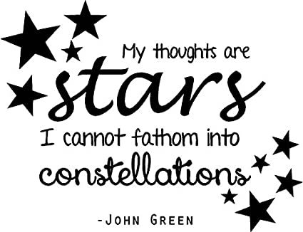 Amazon The Fault In Our Stars Movie Quote John Green Book Unique The Fault In Our Stars Quotes