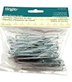 Wrights Drapery Hooks Wall Pleater 3 7/8 (3 Pack)