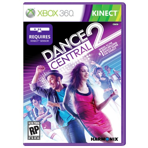 xbox 360 dance central kinect - 7