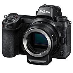 Image of the product Nikon Z7 FX Format that is listed on the catalogue brand of Nikon.