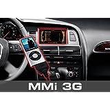 Kufatec (36739-1) Musique Interface AMI kit d'adaptation pour Audi A4 (B8 / 8K), A5 (8T), A6 (C7 / 4G), A8 (D4 / 4H), A8 (D3 / 4E), Q5 (8R ) et Q7 (4L) avec MMI 3G haute et basse