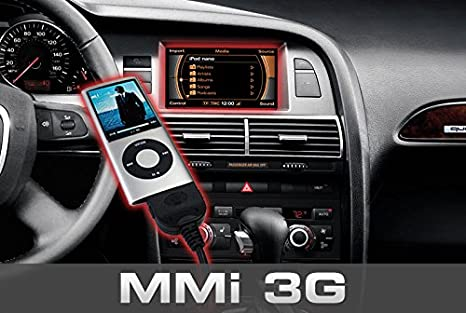 Kufatec 36739 1 Conversione Kit Interfaccia Musica Ami Audi A4