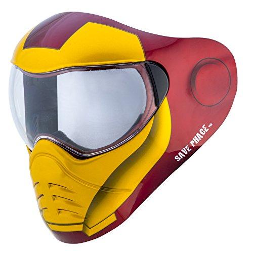 - Save Phace 3012756 SUM Series Marvel Ironman Sport Utility Mask