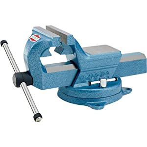 Ridgid 66997 model f 60 forged vise 6 inch bench vise home improvement 6 inch bench vise