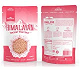 Healthy Himalaya Pink Ancient Salt - 100% Natural Sea Salt - Rich in Nutrients & Minerals for Good Health (Coarse, 2 Pound) …