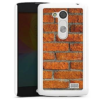 DeinDesign LG G2 Lite Hulle Schutz Case Cover Backstein Mauer Stein