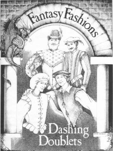 Medieval and Renaissance Dashing Doublets Pattern ()