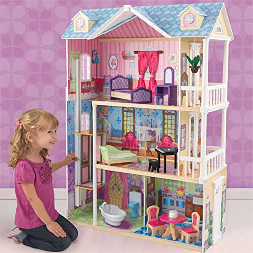 KidKraft My Dreamy Dollhouse, Imaginative Toys, 2017 Christmas Toys by LEARN N DEVELOP