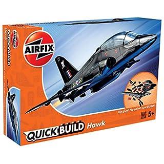 Airfix Quickbuild Bae Hawk Airplane Model Kit