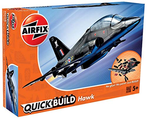 Airfix Quickbuild Bae Hawk Airplane Model Kit