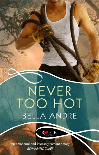 Download Never Too Hot: A Rouge Suspense Novel ebook