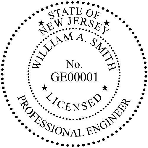 Engineer Embosser - New Jersey Engineer Embosser