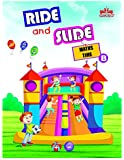 Gikso Ride and Slide Maths Time – B Mathematics Book for LKG Kids Age 3-5 Years Old