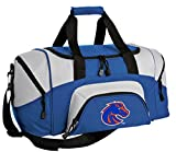 Small Boise State University Travel Bag Boise State Gym Workout Bag