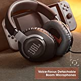 JBL Quantum 100 - Wired Over-Ear Gaming Headphones