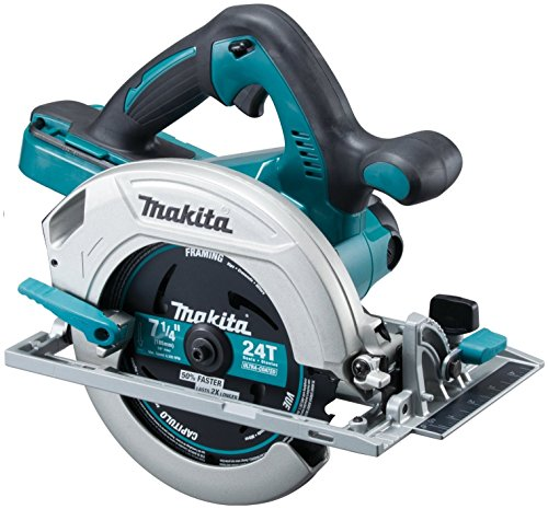 Makita OEM XSH01Z 18-V X2 LXT Lithium-Ion Cordless 7-1/4- inch Circular Saw (Tool Only)