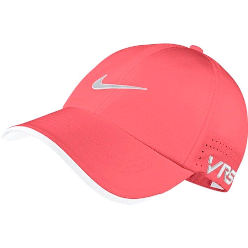Nike GOLF TOUR PERFORATED CAP new logo LT CRIMSON/WHITE/SILVER