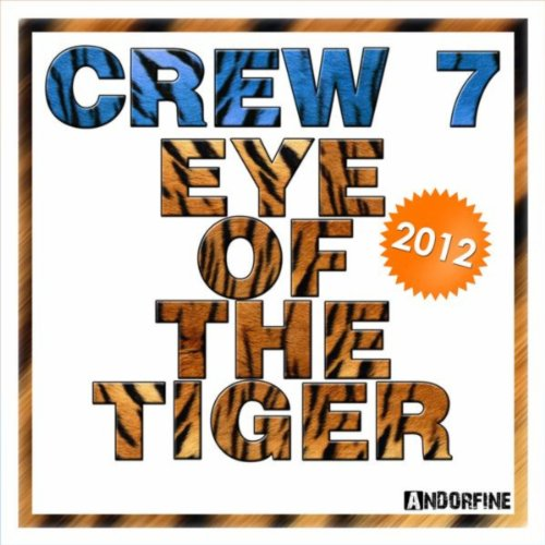 2012 Tiger - Eye of the Tiger 2012