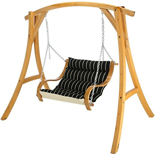 - Hatteras Hammocks Cypress Swing Stand