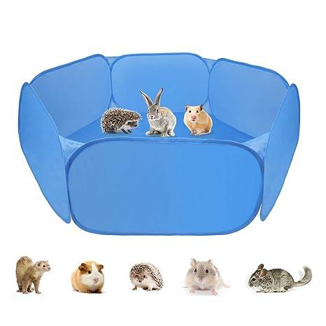Zacro - Tienda para Jaula de Animales pequeños, Caja para Animales ...