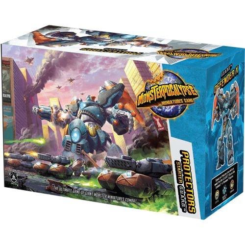 Monsterpocalypse: Starter - Protectors (Resin)