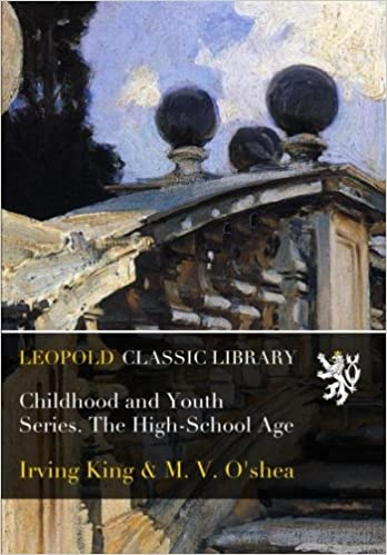 Book Childhood and Youth Series. The High-School Age