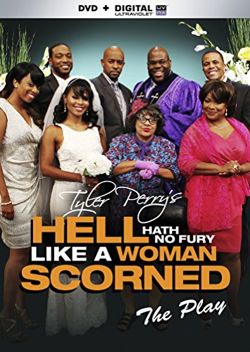 Tyler Perry's Hell Hath No Fury Like A Woman Scorned [DVD + Digital] (Tyler Perry Play A Woman Scorned Cast)