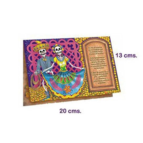 PADI COLOR Mini Day of The Dead Altar, used for sale  Delivered anywhere in Canada
