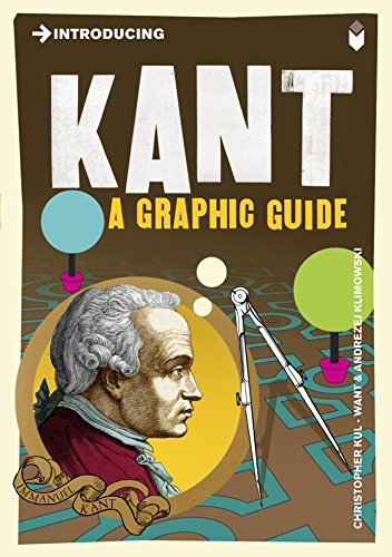 Introducing Kant: A Graphic Guide (Introducing...) cover