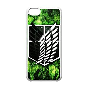 ATTACK ON TITAN for iPhone 5C Phone Case
