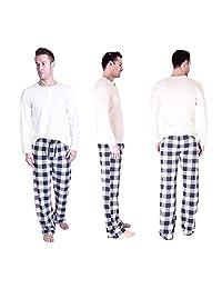 Cherokee Mens Standard Men's 2 Piece Pajama Set