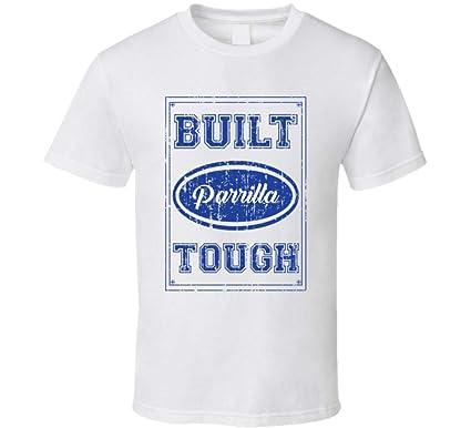 SHAMBLES TEES Built Parrilla Tough Tee Car Lover Group Last ...