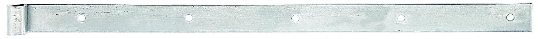 /Ø14 mm 500 x 35 mm Abschluss gerade schwarz gerade GAH-Alberts 306052 Ladenband