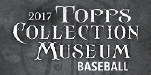 Collection Hobby Box (2017 Topps Museum Collection Baseball Hobby Box (4 Packs of 5 Cards: 2 Autographs and 2 Relics))