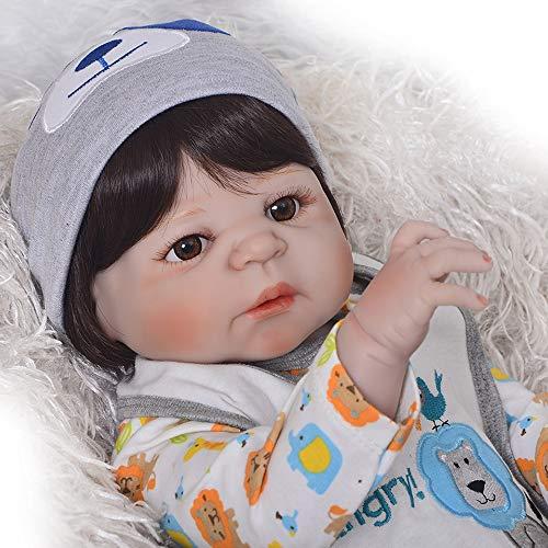 Bebê Reborn de Silicone - Bebê Reborn Realista