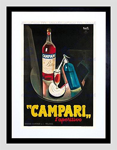 campari-aperitif-1926-home-deco-black-framed-art-print-picture-b12x6953